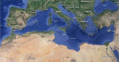 Die Geschichte der Tsunamis im Mittelmeer