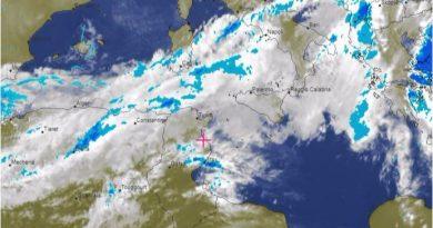 Wetterwarnung des Meteorologischen Instituts für den Abend des Do, 30. November und die folgenden Tage