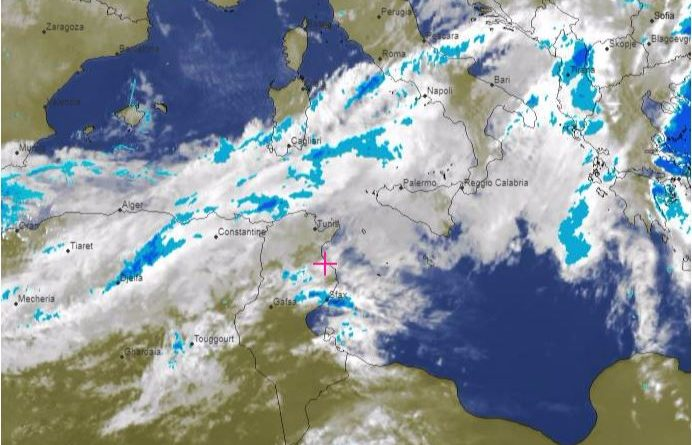 Satellitenbild meteosat.com