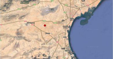 Erdbeben der Stärke 4,9 bei Menzel El Habib im Gouvernorat Gabès