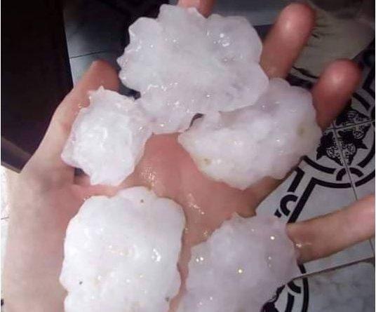 Niederschlagsmengen Tunesien: Mo., 19.08.2018, 7 Uhr bis Di., 20.08.2018, 7 Uhr