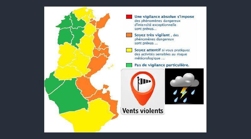 Warnung vor markantem Wetter an den östlichen Küsten