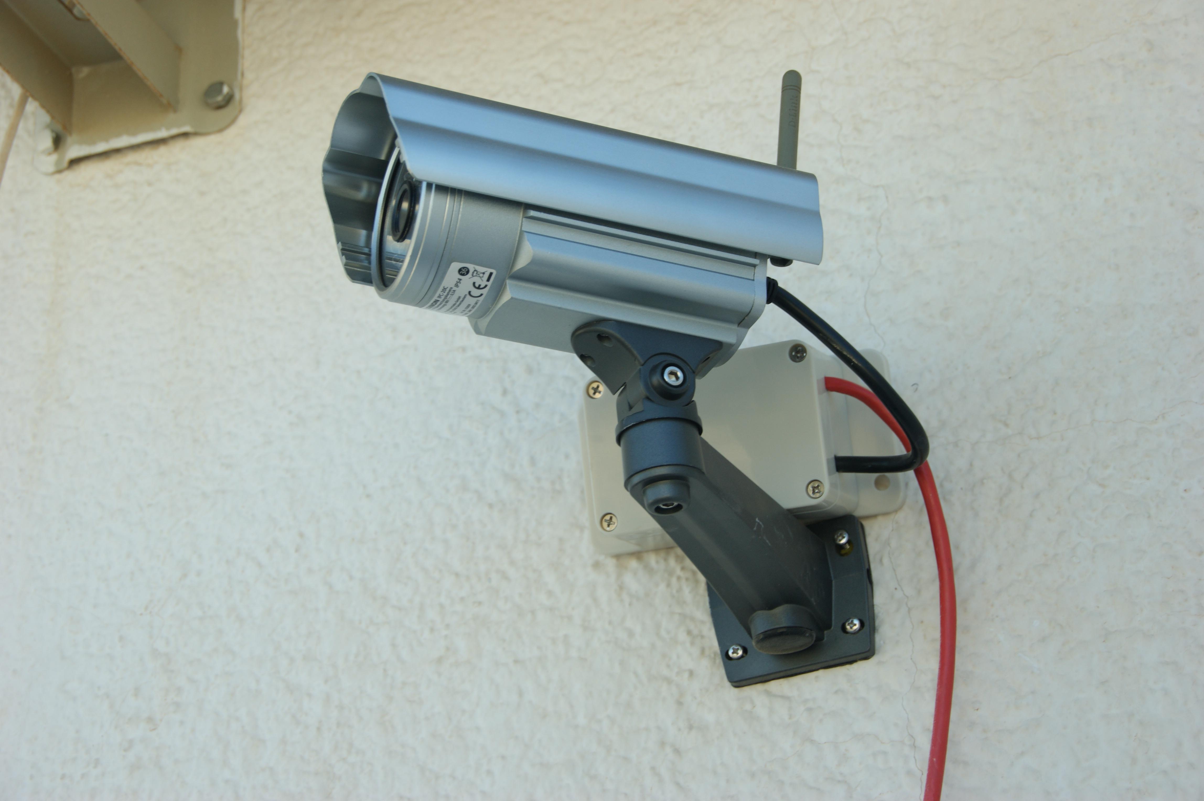 Maginon IP-Outdoor Überwachungskamera IP-20C