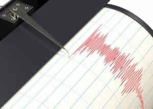 Symbolfoto Erdbeben