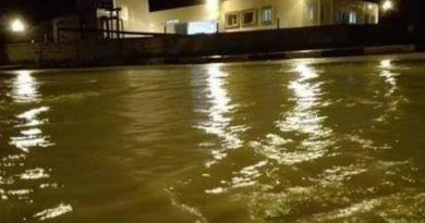 Niederschlagsmengen Tunesien: Fr., 12.10.2018, 7 Uhr bis Sa., 13.10.2018, 7 Uhr - Nefta