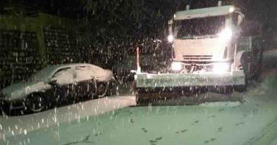 Symbolfoto Ain Draham Schnee