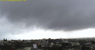 Niederschlagsmengen Tunesien: Do., 21.03.2019, 7 Uhr bis Fr., 22.03.2019, 7 Uhr