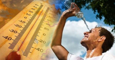 Symbolbild Hitze