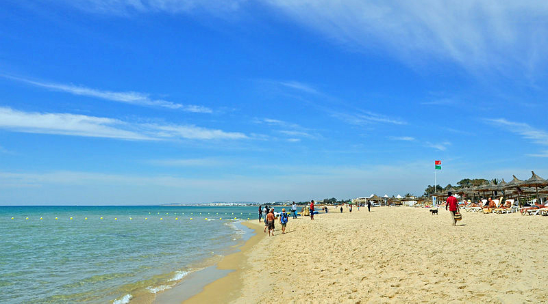 Illustrationsfoto: Hammamet Strand