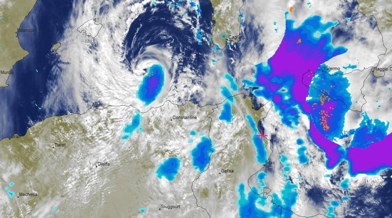Warnung vor starken Winden in den nächsten 24 Stunden ab Montag, den 11.11.2019