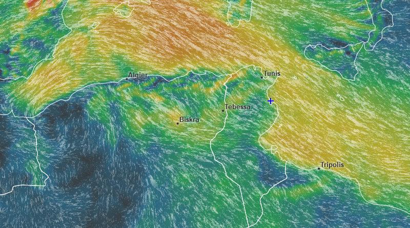 Warnung für Fischer: Starke Winde erwartet - Boote sollten in den Häfen bleiben