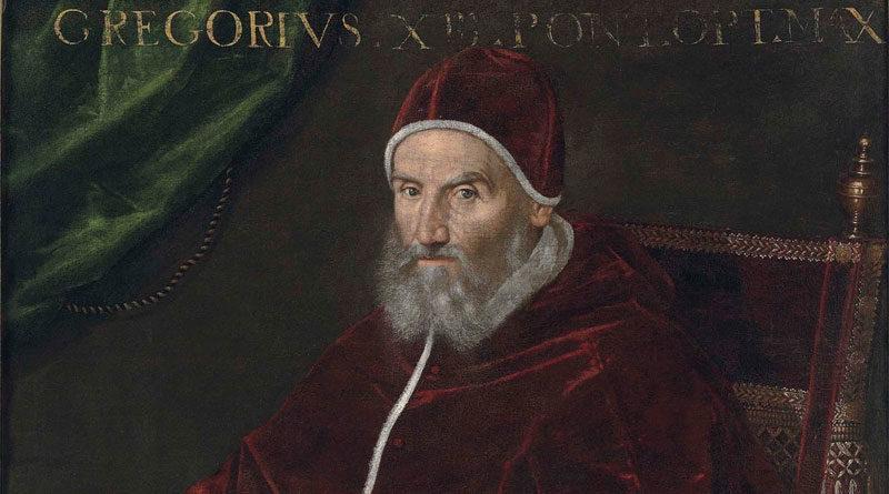 Papst Gregor XIII verordnete 1582 den Schalttag mit der päpstlichen Bulle Inter gravissimas
