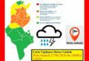 27.06.2020 – Warnung vor Gewittern, stürmischen Winden und Regenfällen