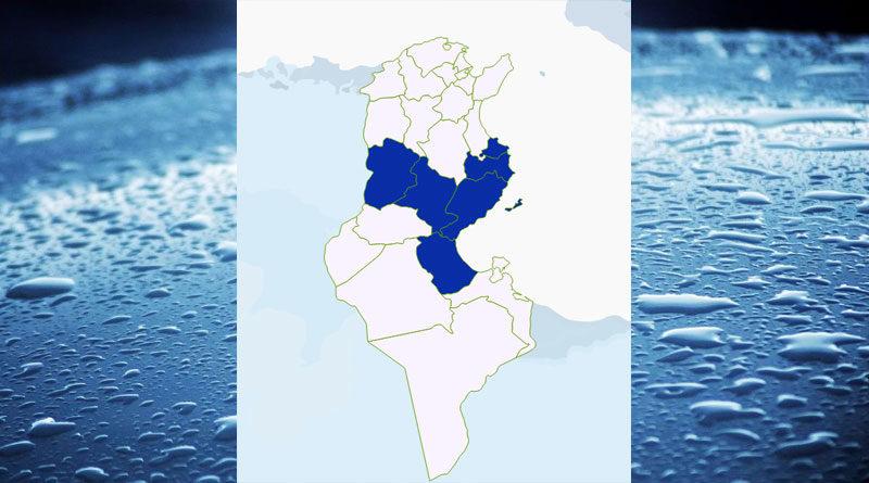 Niederschlagsmengen Tunesien: Do, 3 Sep – Fr, 4 Sep 2020, 7 Uhr