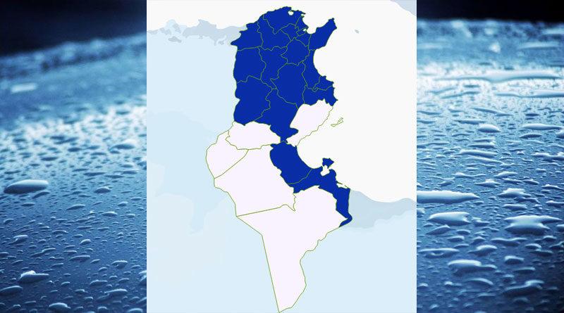 Niederschlagsmengen Tunesien: So, 13 Sep – Mo, 14 Sep 2020, 7 Uhr
