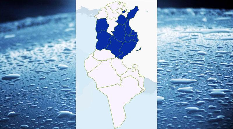 Niederschlagsmengen Tunesien: So, 20 Sep – Mo, 21 Sep 2020, 7 Uhr