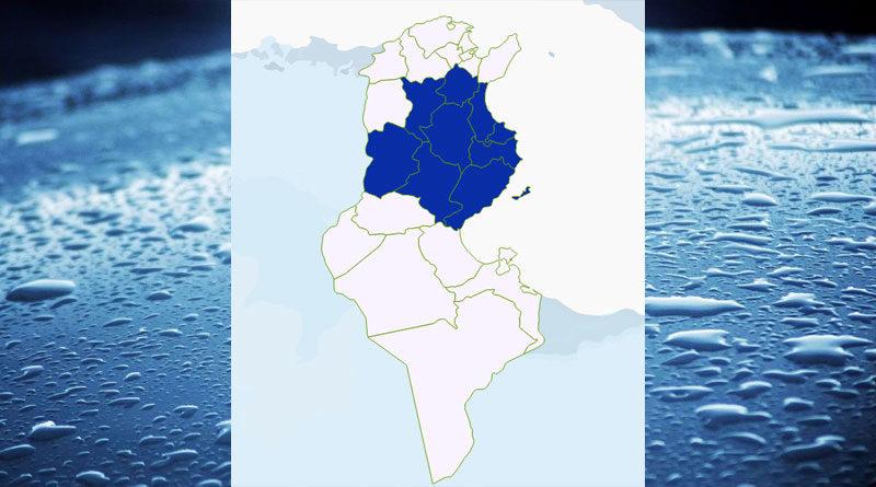 Niederschlagsmengen Tunesien: Di, 22 Sep – Mi, 23 Sep 2020, 7 Uhr