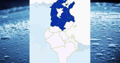 Niederschlagsmengen Tunesien: So, 11 Okt – Mo, 12 Okt 2020, 7 Uhr