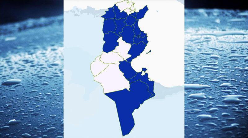 Niederschlagsmengen Tunesien: Do, 19 Nov – Fr, 20 Nov 2020, 7 Uhr
