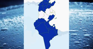 Niederschlagsmengen Tunesien: Fr, 20 Nov – Sa, 21 Nov 2020, 7 Uhr