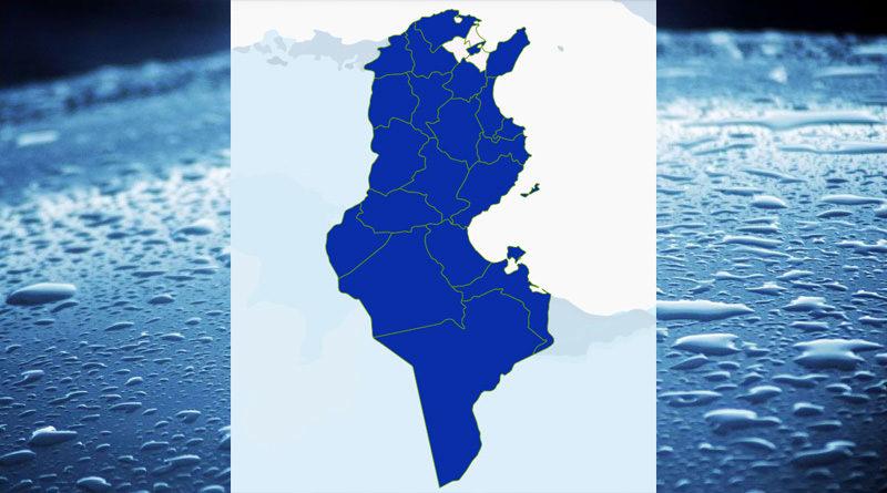 Niederschlagsmengen Tunesien: So, 22 Nov – Mo, 23 Nov 2020, 7 Uhr