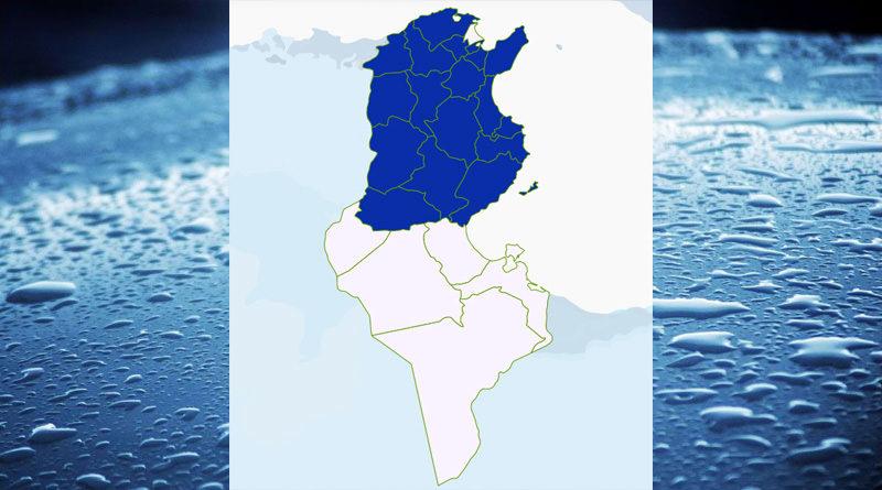 Niederschlagsmengen Tunesien: Mi, 2 Dez – Do, 3 Dez 2020, 7 Uhr