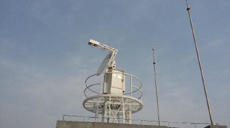 Herbst 2021: Meteorologisches Radar überwacht das Medjerdabecken