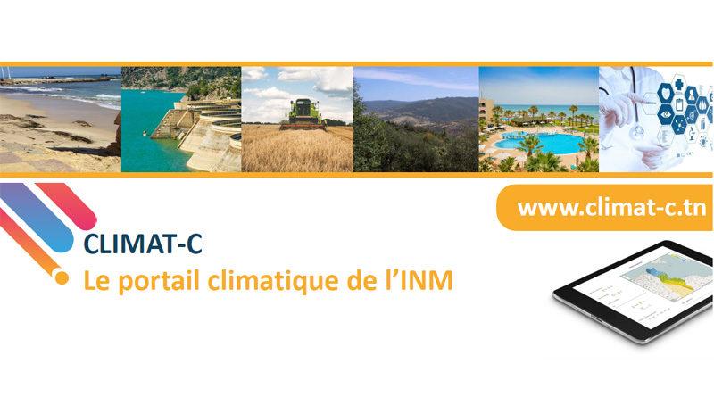 climat-c.tn: Nationales Meteorologisches Institut (INM) startet Klimaportal