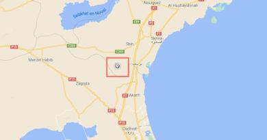 13 Okt 2021: Erdbeben im Gouvernorat Sfax [M3.18]