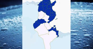 Niederschlagsmengen Tunesien: So, 24 Okt 2021 – Mo, 25 Okt 2021, 7 Uhr